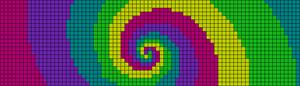 Alpha pattern #70303