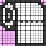 Alpha pattern #70306