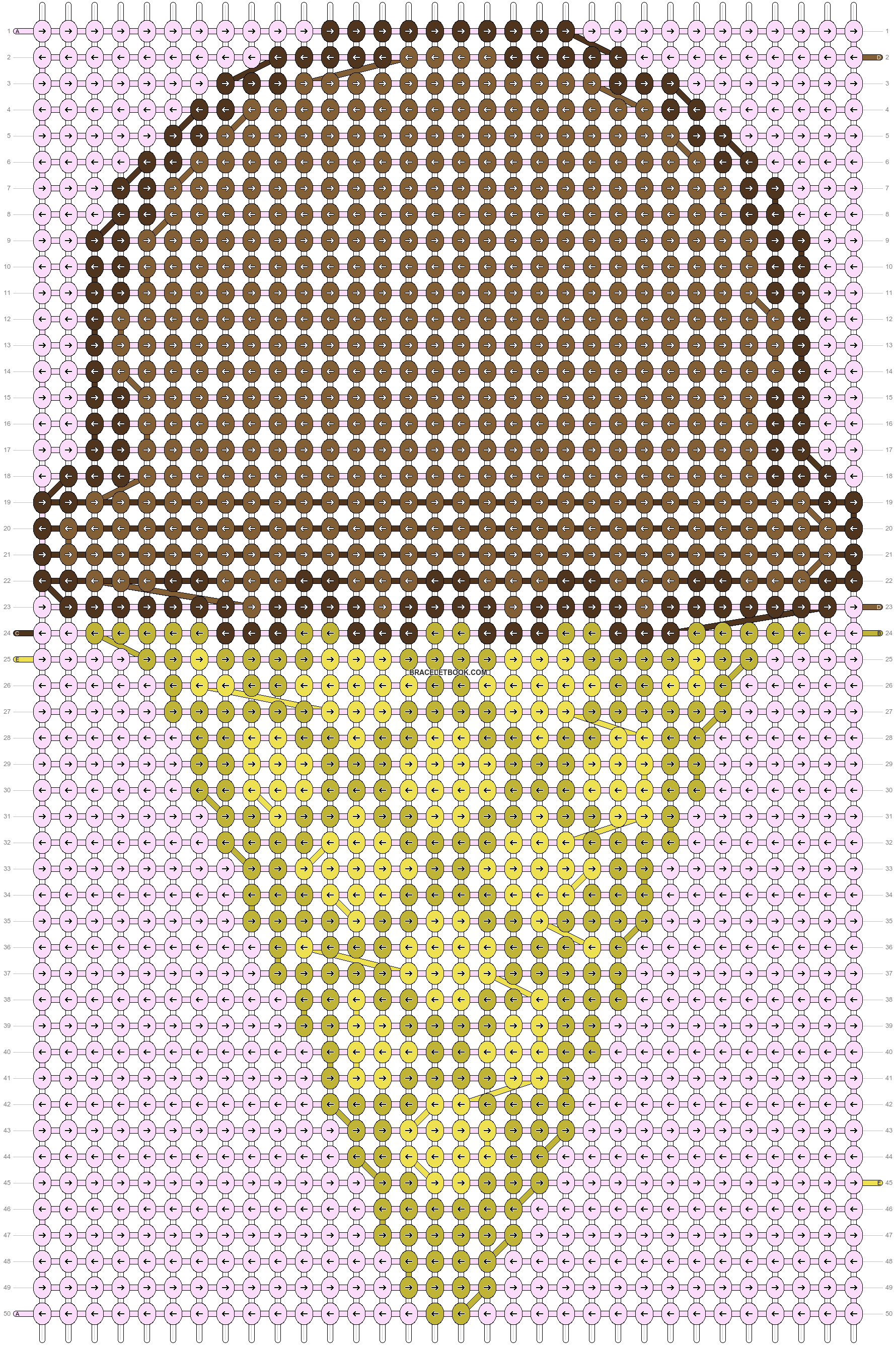 Alpha pattern #70317 pattern