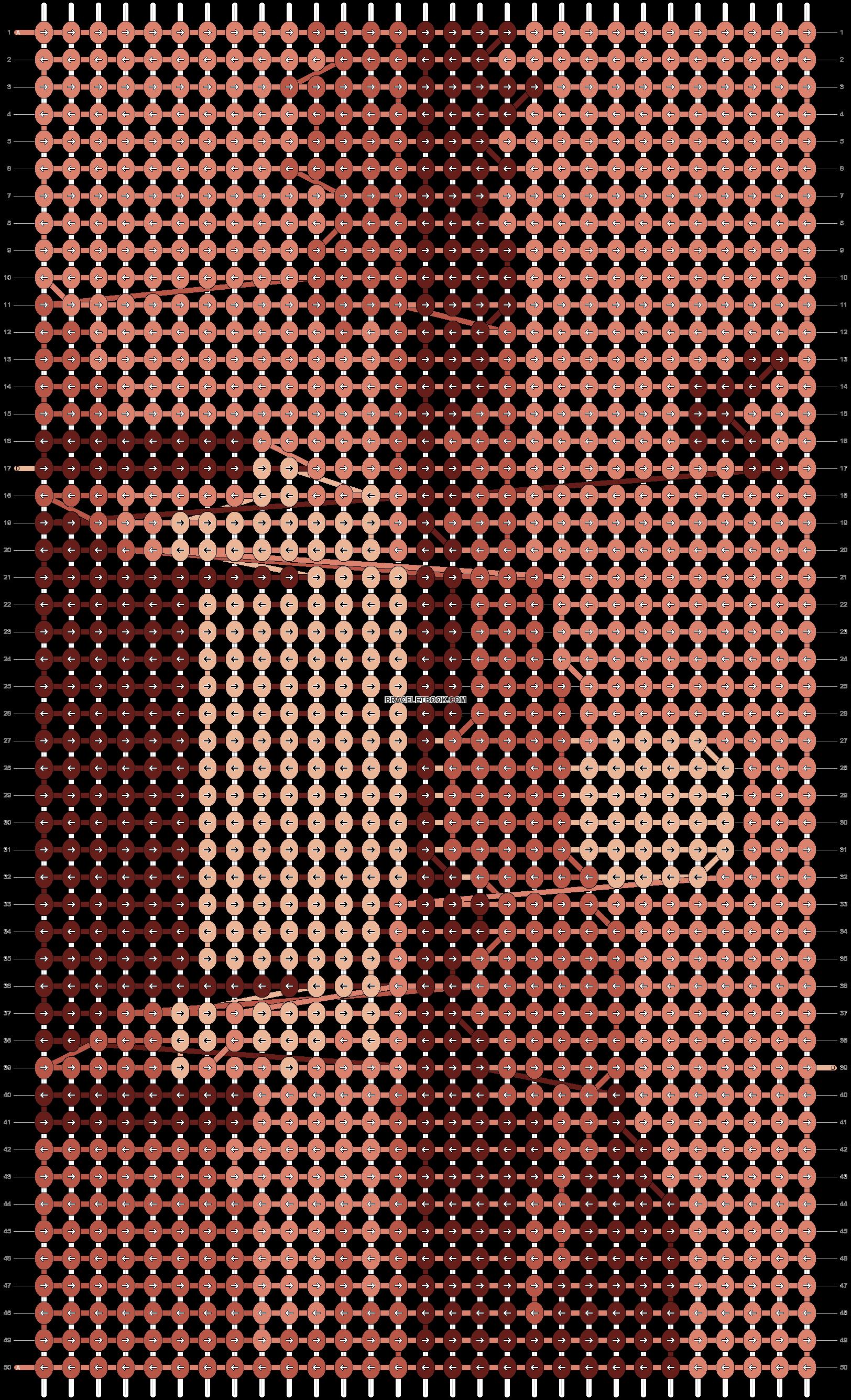Alpha pattern #70331 pattern