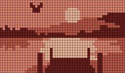 Alpha pattern #70331