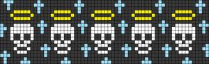 Alpha pattern #70336