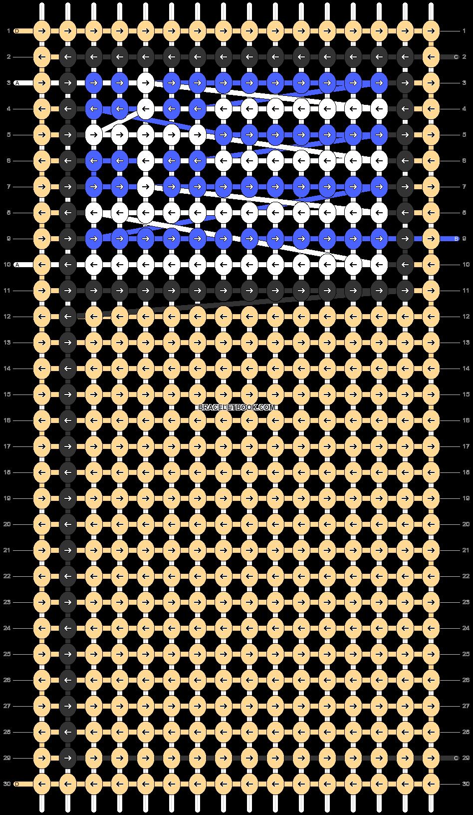 Alpha pattern #70339 pattern