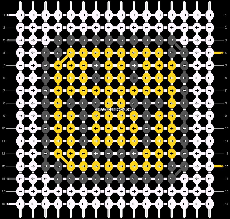 Alpha pattern #70342 pattern