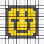 Alpha pattern #70342