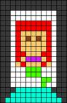 Alpha pattern #70347