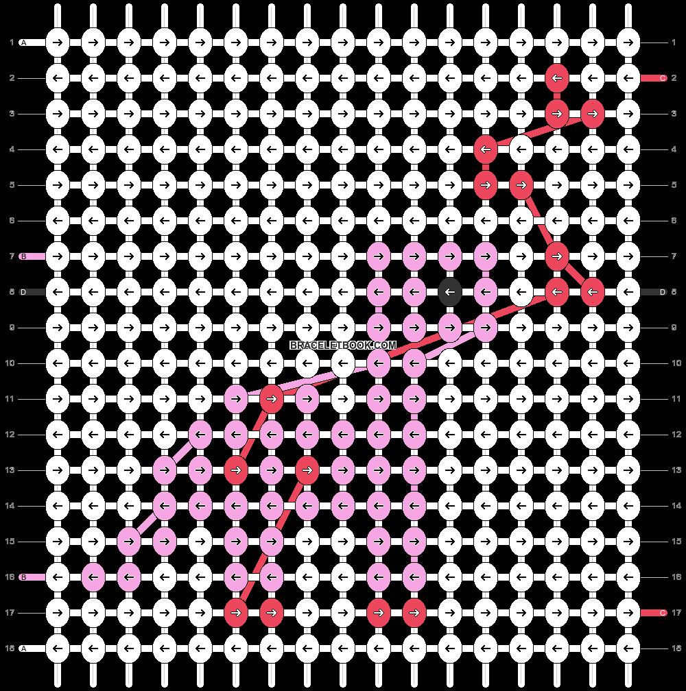 Alpha pattern #70348 pattern
