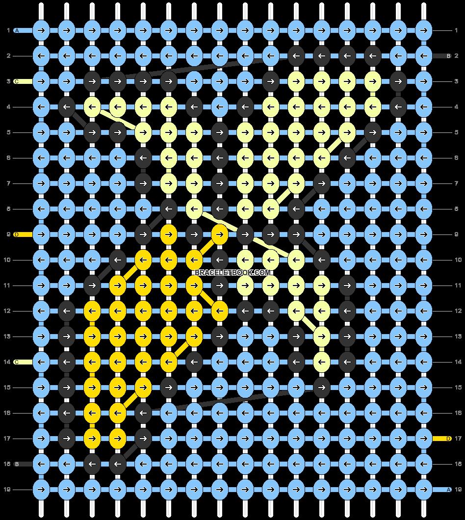 Alpha pattern #70377 pattern