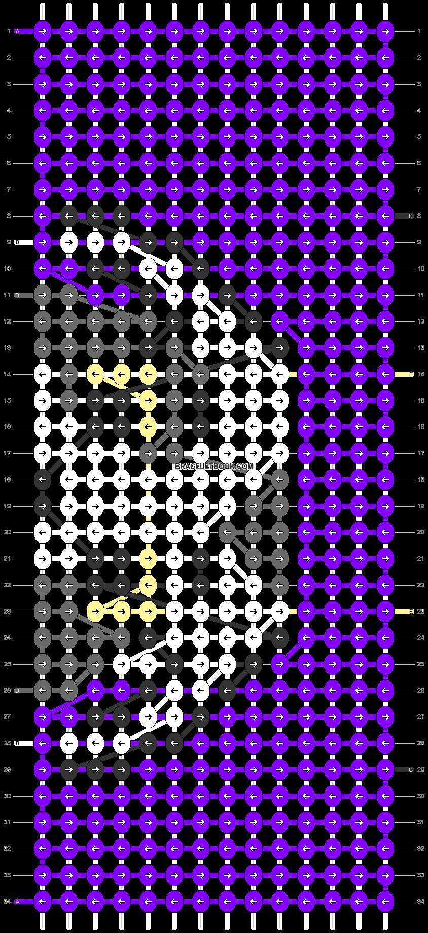 Alpha pattern #70379 pattern