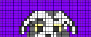 Alpha pattern #70379