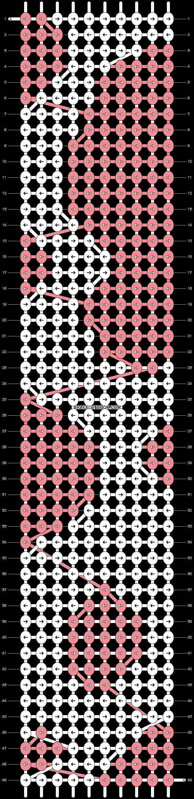 Alpha pattern #70381 pattern