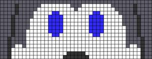 Alpha pattern #70384