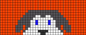 Alpha pattern #70386