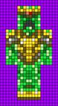Alpha pattern #70395