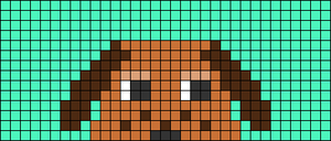 Alpha pattern #70407