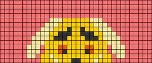 Alpha pattern #70411