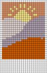 Alpha pattern #70412