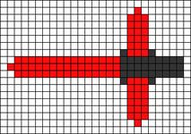 Alpha pattern #70418