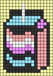 Alpha pattern #70421