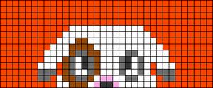 Alpha pattern #70422