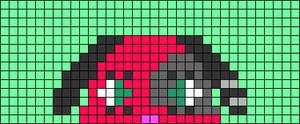 Alpha pattern #70432