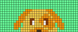 Alpha pattern #70435