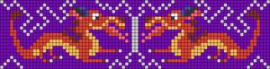 Alpha pattern #70452