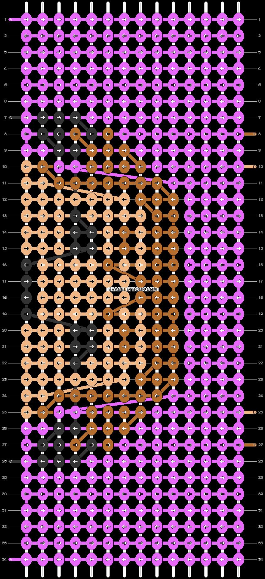Alpha pattern #70453 pattern