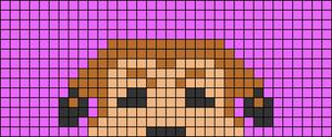 Alpha pattern #70453