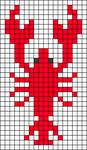 Alpha pattern #70456