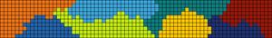 Alpha pattern #70459
