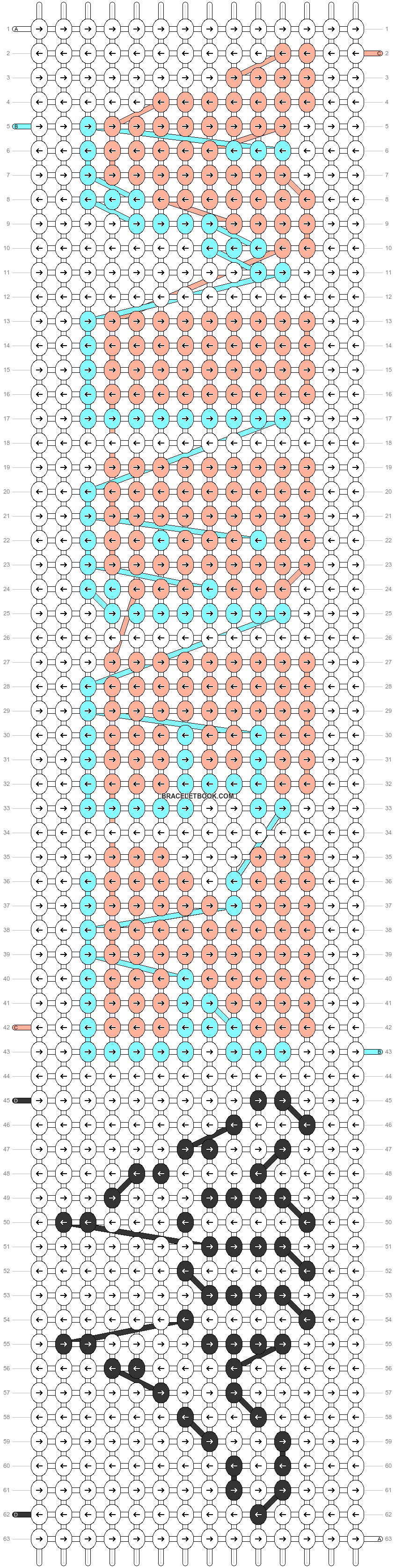 Alpha pattern #70468 pattern