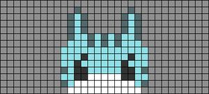 Alpha pattern #70487
