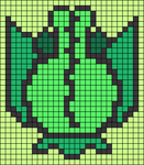 Alpha pattern #70489