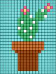 Alpha pattern #70502