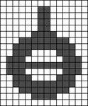 Alpha pattern #70506