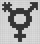Alpha pattern #70507