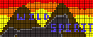 Alpha pattern #70509