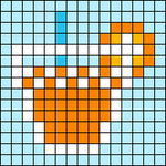 Alpha pattern #70516