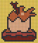Alpha pattern #70528