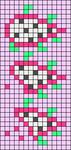 Alpha pattern #70529
