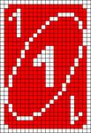 Alpha pattern #70547