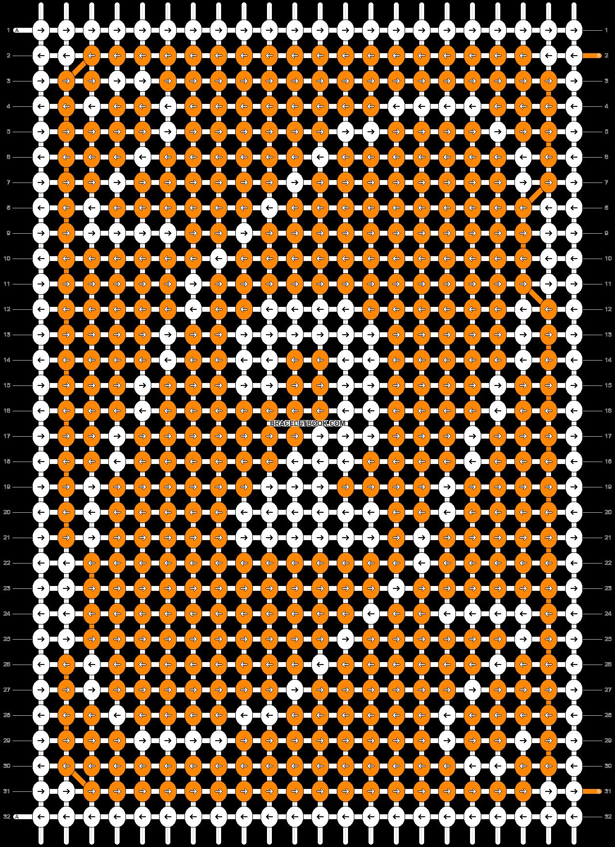 Alpha pattern #70548 pattern