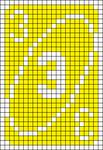 Alpha pattern #70549