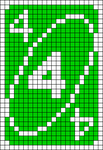 Alpha pattern #70550