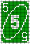 Alpha pattern #70551
