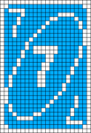 Alpha pattern #70553