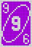 Alpha pattern #70555