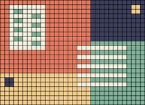 Alpha pattern #70565