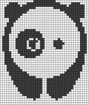 Alpha pattern #70581